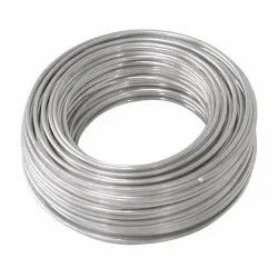 Polished Aluminum Wire, Packaging Type: Roll