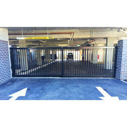 High Grade SS Sliding Gate