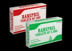 Ramipril Tablets BP 2.5 mg
