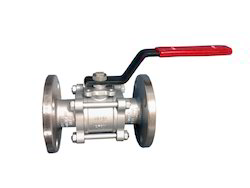 2 Piece Fire Safe Ball Valve
