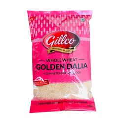 Gillco Whole Wheat Golden Healthy Dalia, Gluten Free