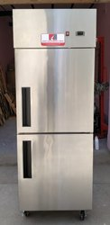 double door Compact Industrial Refrigerator