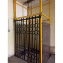 Single Mast Hydraulic Channel Gate Goods Lift