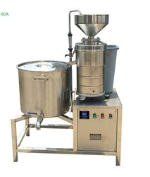 Industrial Soya Milk Tofu Machinery