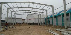 ms Prefab Pre Engineered Building Structure