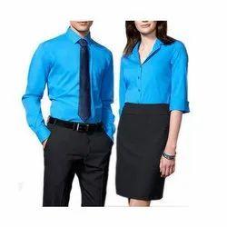 Unisex Formal Staff Uniform, For Office, Size: Medium