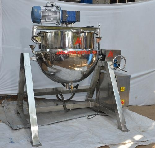 Jacketed Paste Kettle