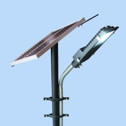 8 Watt Solar LED Street Light