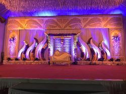 Wedding Party Stage Decoration Services