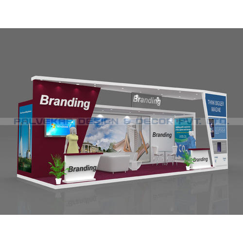 Exhibition Stall Rates In : Exhibition stall developer design