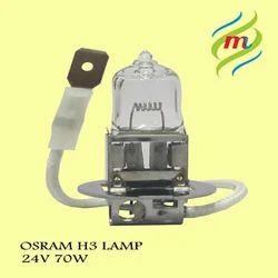 H3 24V 70W Osram Halogen