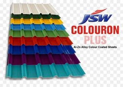 Jsw Colour Coated Profile Sheet