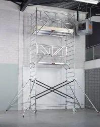 Rolling Aluminium Scaffolding Tower