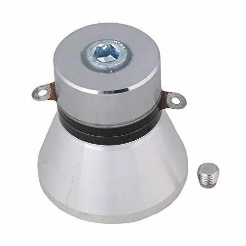 Aluminum Alloy 100w 28khz Ultrasonic Piezoelectric Transducer