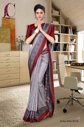 College Uniform Sarees