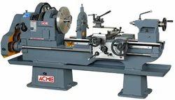 Semi Automatic Heavy Duty Lathe Machine 9ft