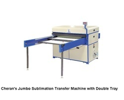 Jumbo Sublimation Transfer Machine