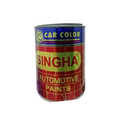 Fast Drying Automotive Paints, Packaging Type: Can