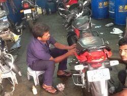 Bike Engine Repairing Service