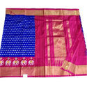 Silk Ikkat Saree