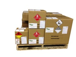 Hazardous Material Packaging Services