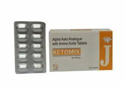 Jantec Ketomix Tablets, Packaging Type: Strip+box