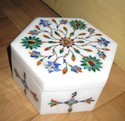 Home Decorative Marble Box