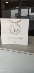 Paper Printed Gift Bag, For Marriage Function, Capacity: 700 Gm