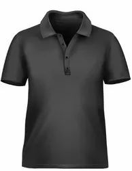Polo T Shirt - Black - Pack of 5 Pcs