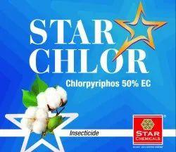 Chlorpyriphos 50% EC