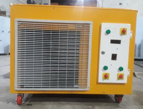 3phase 3TR ONLINE WATER CHILLER SYSTEM, Automation Grade: Automatic, 1degree