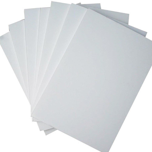 White 5mm Pvc Sheet Rs 21 Square Feet Paramount