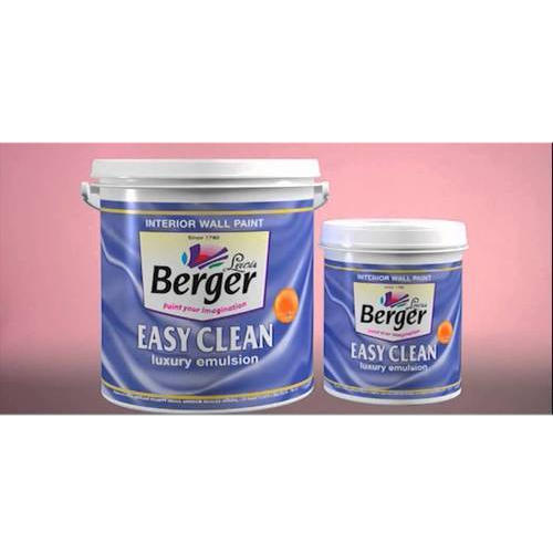 Berger Easy Clean Emulsion Interior Paint Packaging 1 5 L