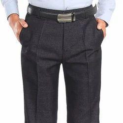 Black Men's Designer Pant