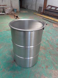 Stainless Steel Drum and Container