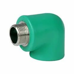 Plastic PPR Reducer Male Threaded Elbow