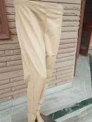 Women Cream Color Pant