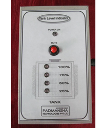 Borewell Tank Water Level Indicator