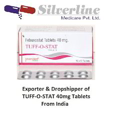 Tuff-o-stat 40mg Tablets