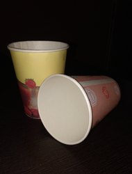 250ml Multi Color Paper Cups, Packet Size: 85 pics/Pack