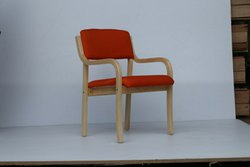 Brown Plywood Chair for Restaurant