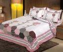 Rose Designed Bed Sheet