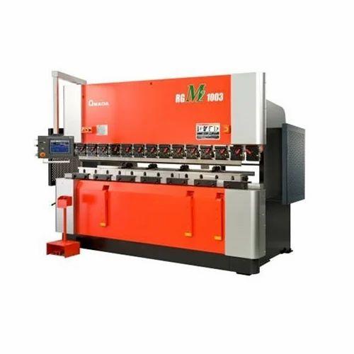 Amada Bending Machine New Rgm2 Series Press Brake - Rgm2- 1 | ID