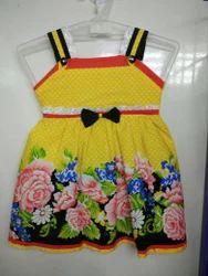 Designer Kids Cotton Frock