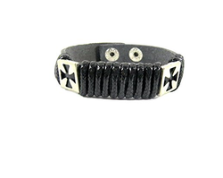 Leather Wrist Band Gift For Men