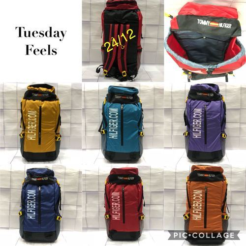 cecf7b97a Multicolor Mety Tommy Hilfiger Travel Bags, Rs 899 /piece   ID ...