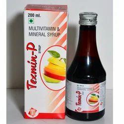 Multivitamin, Mineral Syrup
