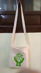 Cotton Side Bag
