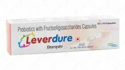 LEVERDURE (Probiotics With Fructooligosaccharides Capsules)