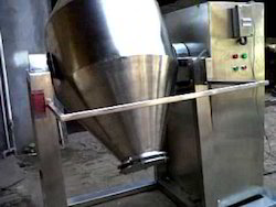 Mixing Double Cone Blender
